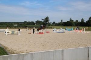 Outdoor Arena Stal De Roost
