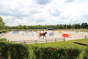 Outdoor Arena Hilton Stables