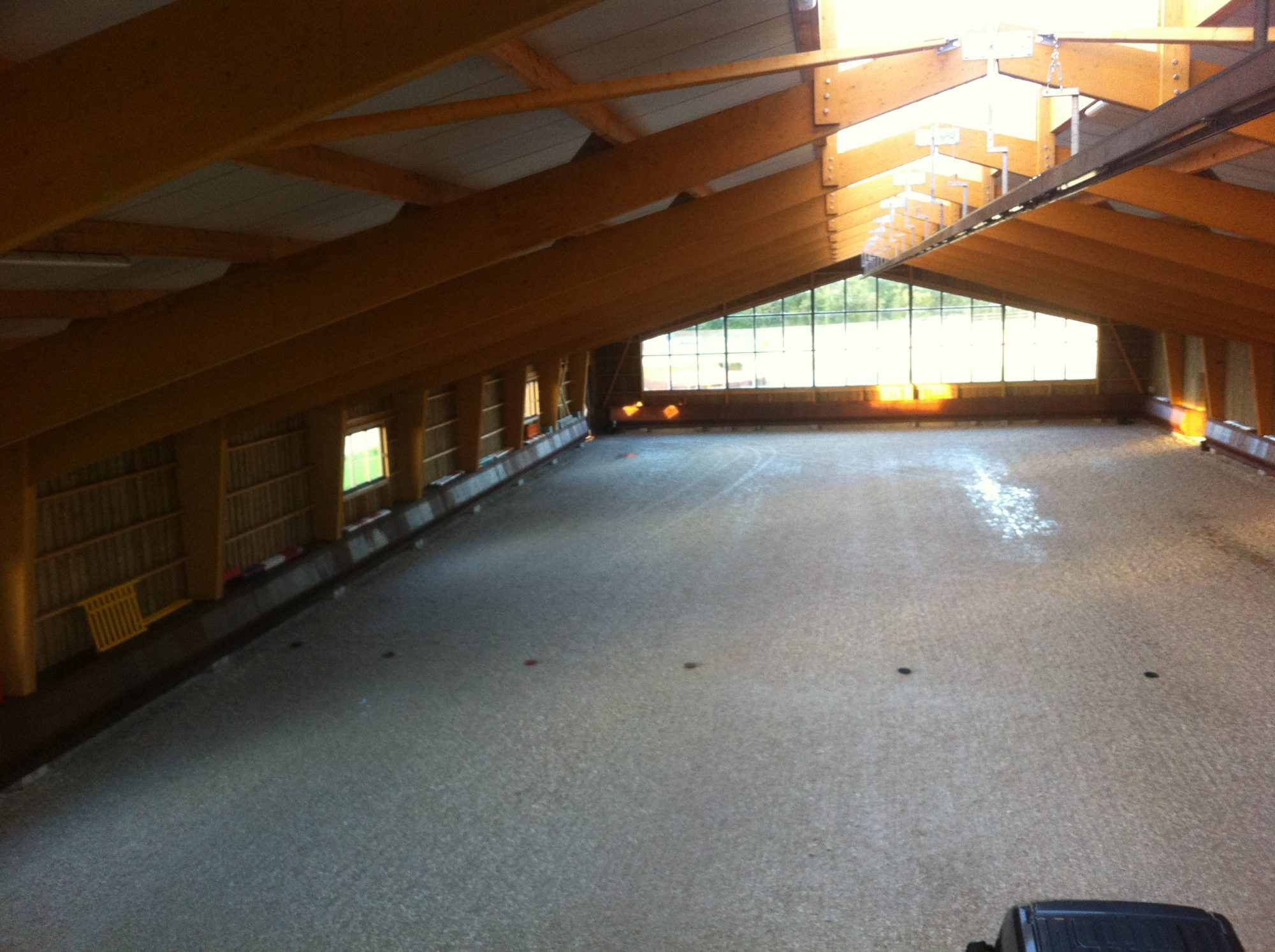 Indoor Arena Haras de la Forge